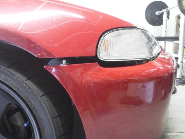 Img on Honda Civic Front Bumper 2010